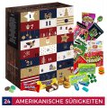 Adventskalender USA Sweet